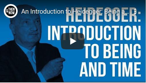 Introductie op Heideggers 'Zijn en Tijd'