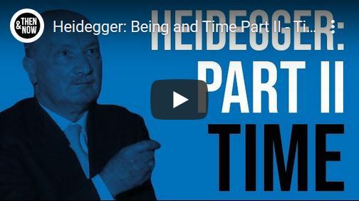 Meer over Heideggers 'Zijn en Tijd'