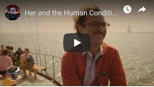 'Her' en de menselijke conditie