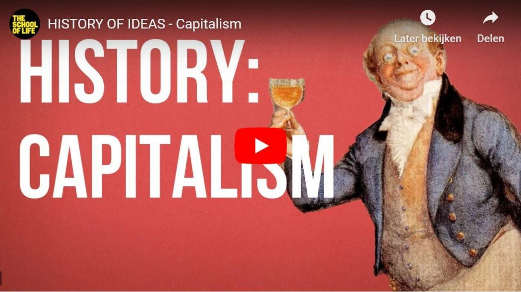 Geschiedenis van het kapitalisme