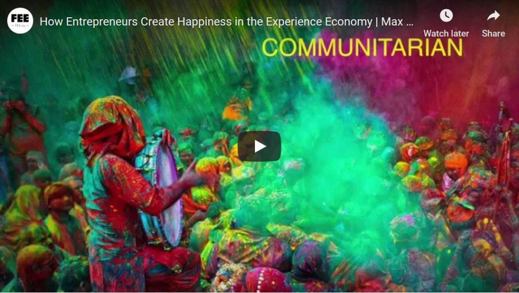 Hoe ondernemers geluk tot stand brengen in de beleveniseconomie
