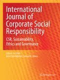 Cover of the International Journal of Corporate Social Responsibility