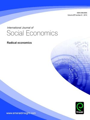 international journal of social economics