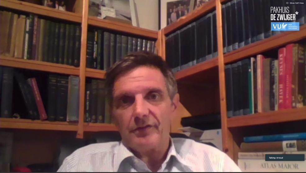 Economist Arnoud Boot