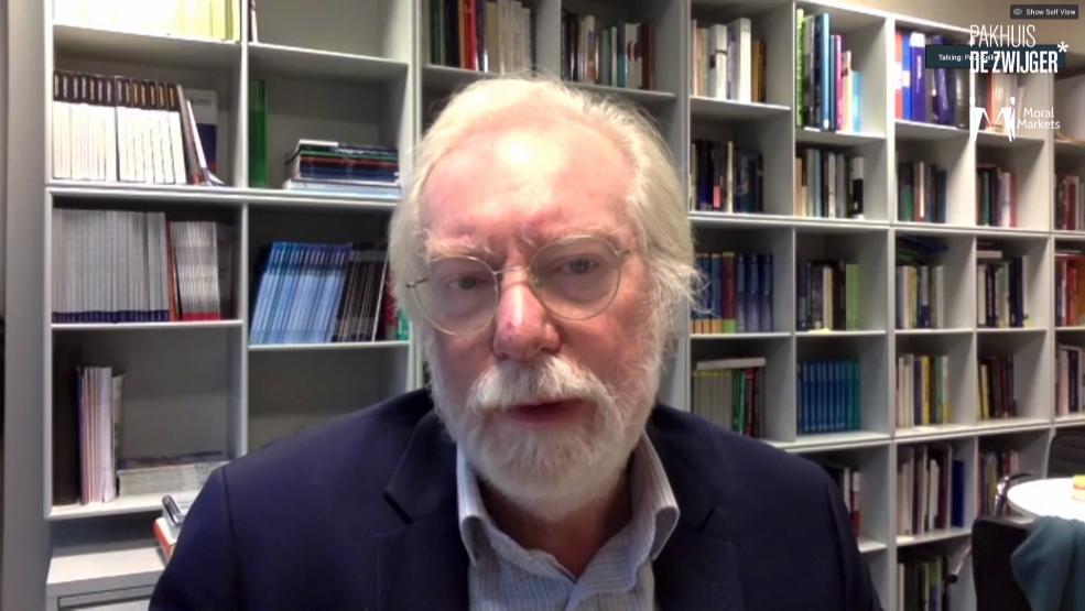 Economist Paul Collier