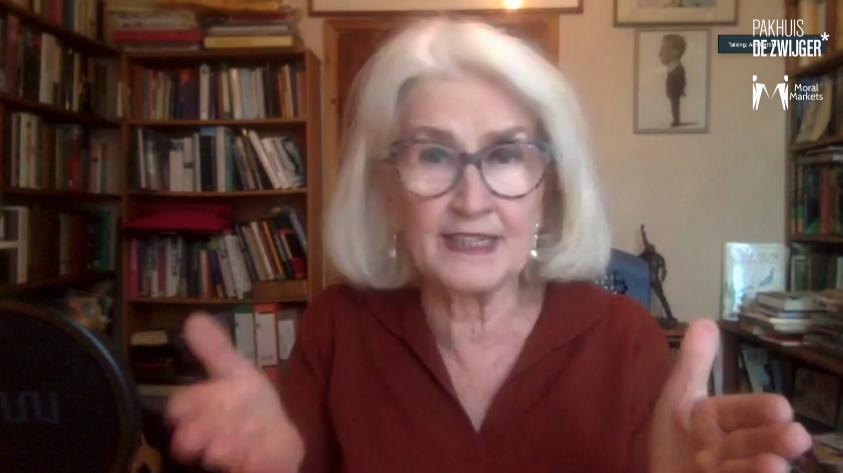 Economist Ann Pettifor