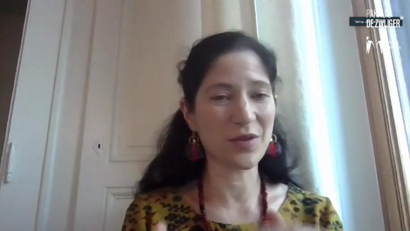 Economist Julia Steinberger