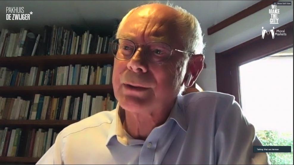 Politician Herman Van Rompuy