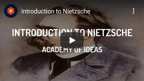 Een introductie op Nietzsche