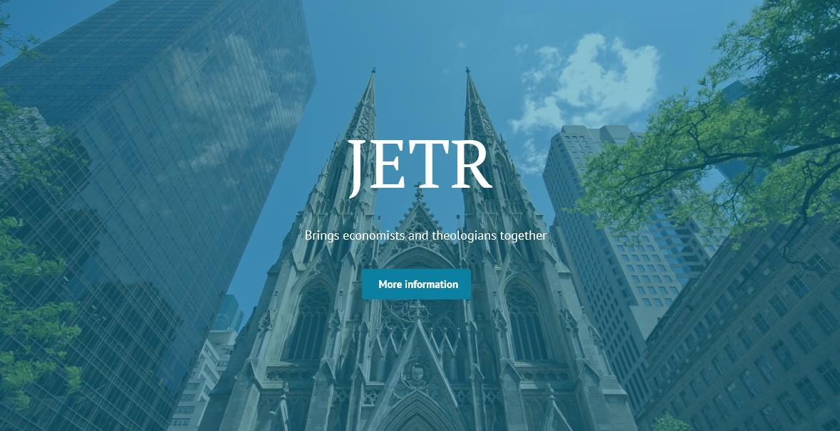 New: Journal of Economics, Theology and Religion (JETR)