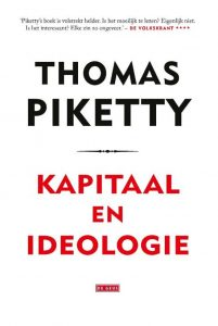 Kapitaal en Ideologie door Thomas Piketty