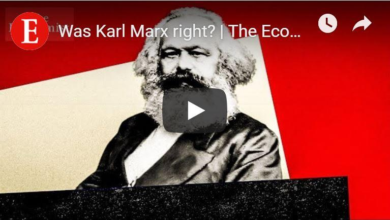 Had Karl Marx gelijk?