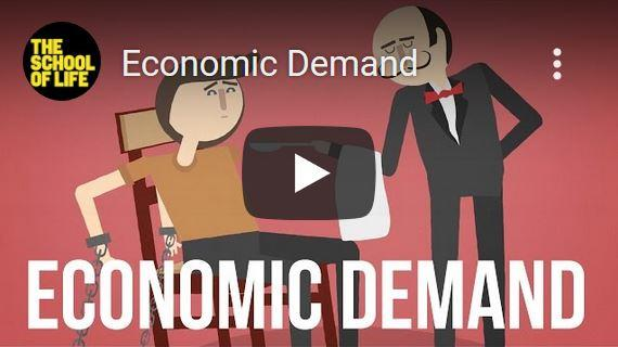 De kwaliteit van economische vraag