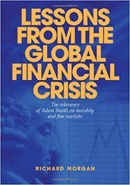 cover of lessons from the global financial crisis