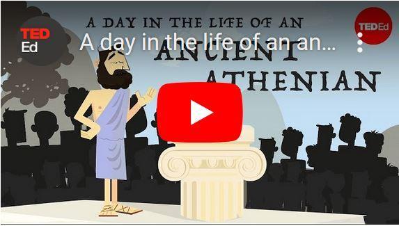Een dag in het leven van een oude Athener