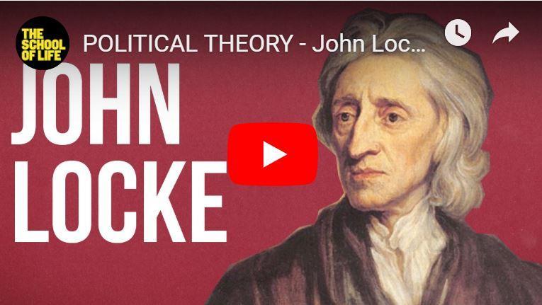 Locke's politieke theorie