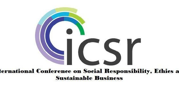 Call for Papers: 6th Int. Conf. on Social Responsibility, Ethics and Sustainable Business