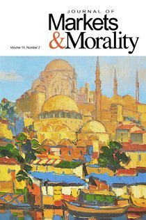 Journal of Markets & Morality (vol.18, no.2)