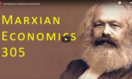 MARX, MARXISM & COMMUNISM – Six Online Courses
