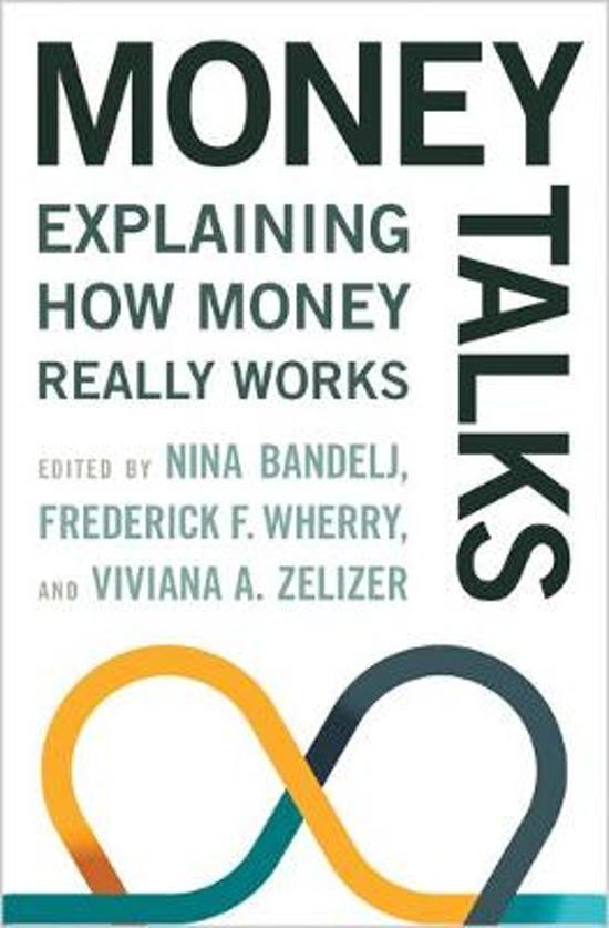 Money Talks; Explaining How Money Really Works