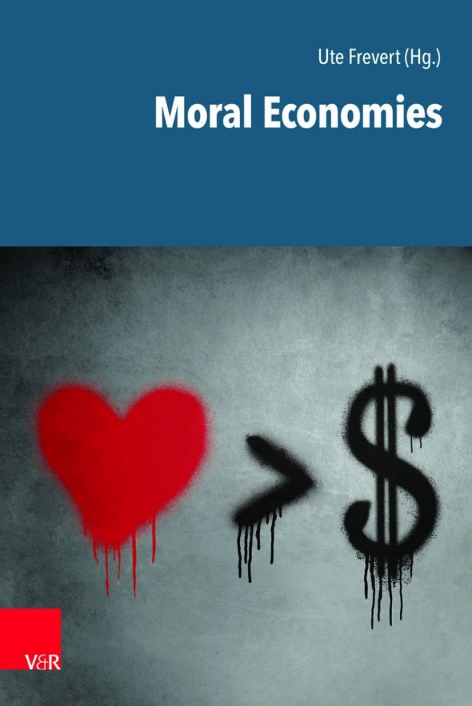 Moral Economies, edited by Ute Frevert