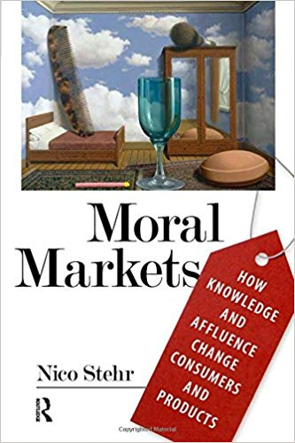 Moral Markets; How Knowledge and Affluence Change Consumers and Products