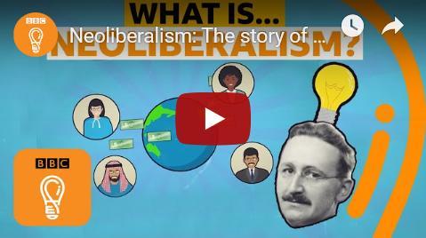 Wat is neoliberalisme?