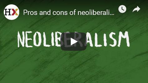 De voors en tegens van neoliberalisme