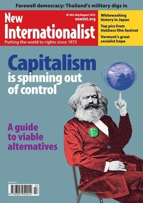 Issue of the New Internationalist on Alternatives to Capitalism