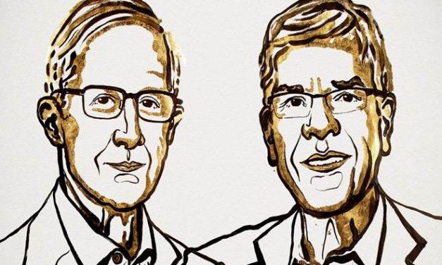 Nobelprijs Economie voor Bevorderen Duurzame Economische Groei