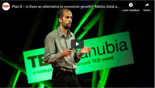 Plan B – Is There an Alternative to Economic Growth?