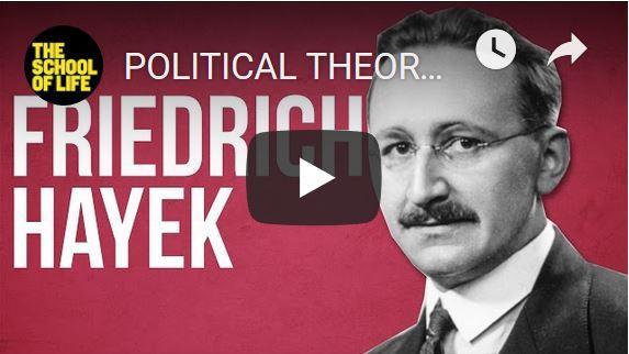 Hayeks politiek-economische theorie