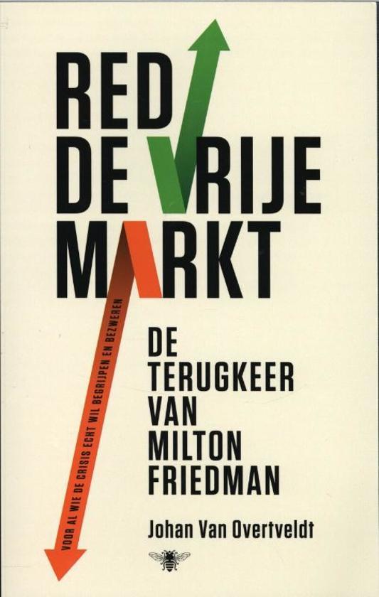 Red de Vrije Markt door Van Overtveld