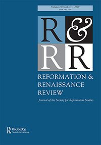 The Moral Status of Wealth Creation in Early-Modern Reformed Confessions