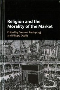 religion and the morality of the market; anthropological perspectives