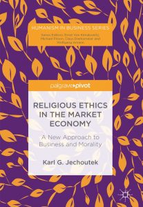 religious ethics in the market economy - cover