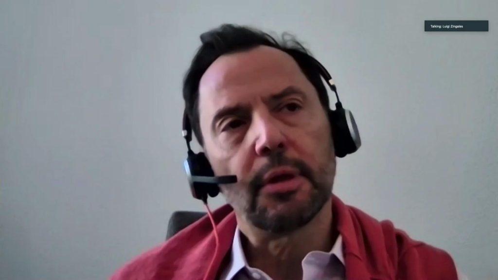 Economist Luigi Zingales