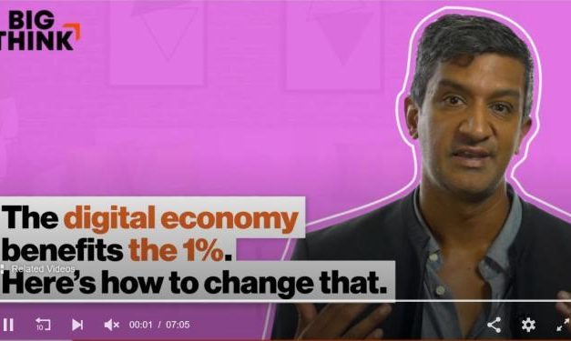 The Digital Economy Benefits the 1%. Here's How to Change That