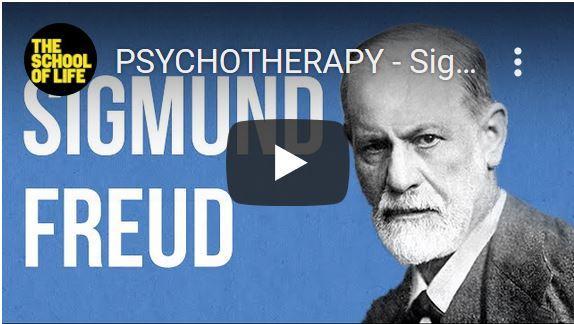 Leven en werk van Sigmund Freud