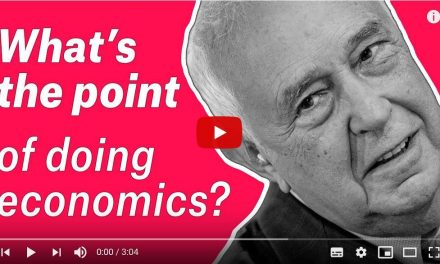 How & How Not To Do Economics – New Online Course