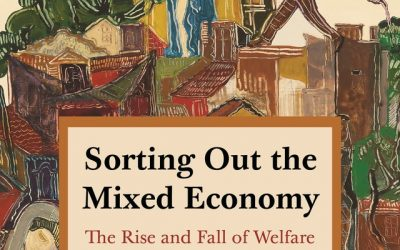 How the Welfare State Became the Neoliberal Order