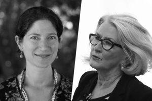 Julia Steinberger and Ann Pettifor