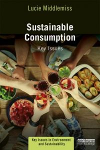 Sustainable consumption; key issues