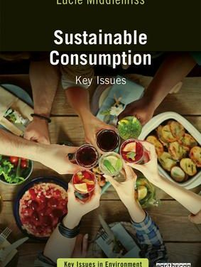 """New on Our Bookshelf: """"Sustainable Consumption; Key Issues"""""""