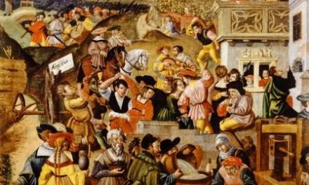 Did the Reformation lead to 'Economic Secularization'?