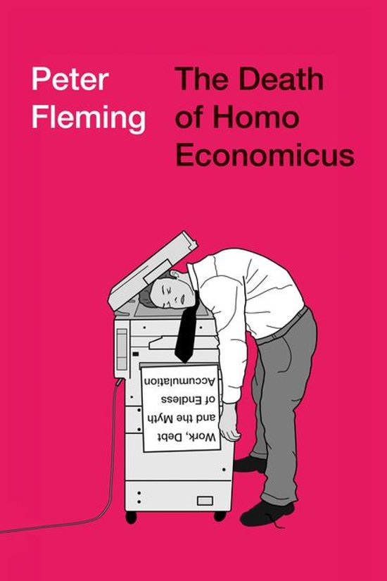 The Death of Homo Economicus
