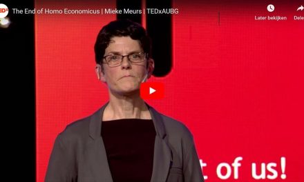 Rethinking Economics; 5 TEDx Talks (and 4 Books)