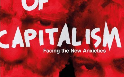 "New on Our Bookshelf: ""The Future of Capitalism; Facing New Anxieties"""