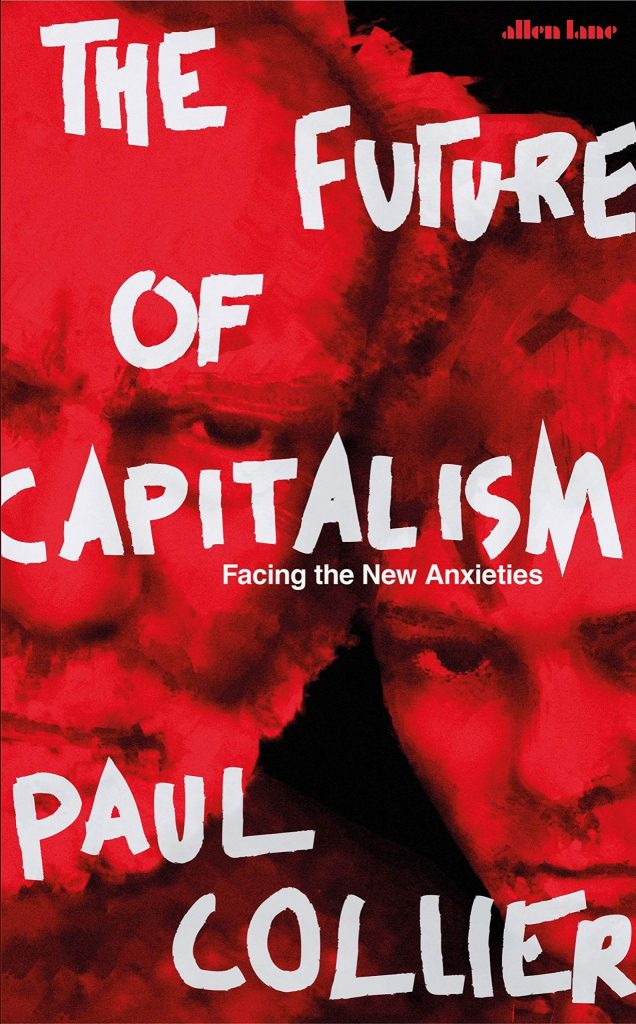 'The Future of Capitalism' by Paul Collier