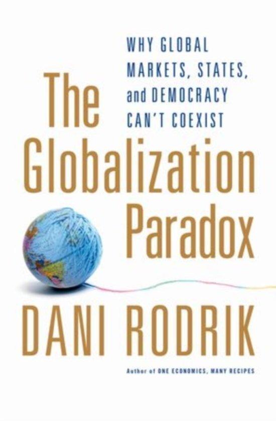 The Globalisation Paradoxby Dani Rodrik